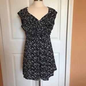 Cute Alfani summer perfect travel dress L